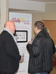 Kundengespräch über BallyWulffnet.pro