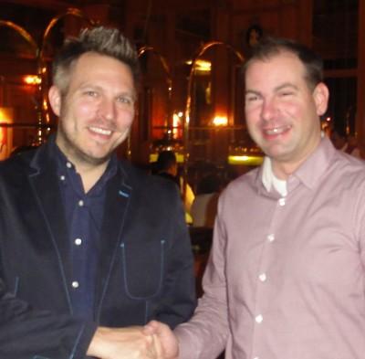 Marcus Engelmann (3) und Julian Märgner (1)