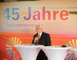 Erwin Horak, Präsident von Lotto Bayern. (Foto: Günther Reisp)