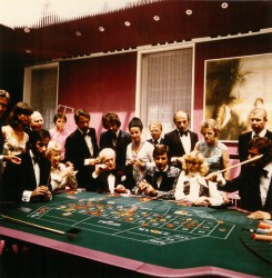 Das Französische Roulette zog bei der Eröffnung viele Gäste in seinen Bann. Am Standort Tivoli wird das elegante Spiel wieder belebt. (Foto: WestSpiel)