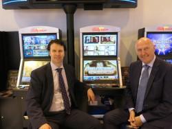 Produkt und Vertriebsmanager Spanien Darek Borowiec (li) und Leiter Export Willem Korteweg (re).