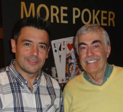 Antonio Armindo (3) und Michael Finn (1)