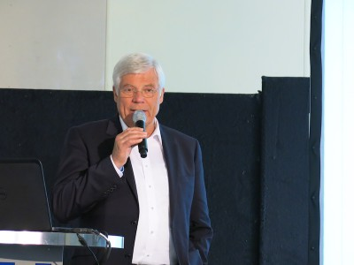 Geschäftsführer Wolfram Seiffert