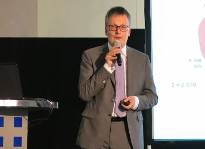 Geschäftsführer Lars Rogge