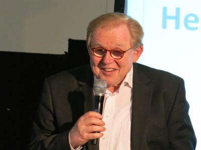 Sprecher der Investoren Ulrich Schmidt