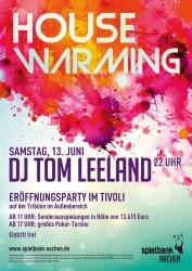 Housewarming im Tivoli – Spielbank Aachen feiert Eröffnung am neuen Standort. (Foto: WestSpiel)