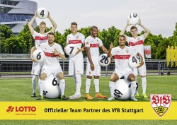 150730 Bildmotiv VfB Stuttgart Lotto Baden-Württemberg