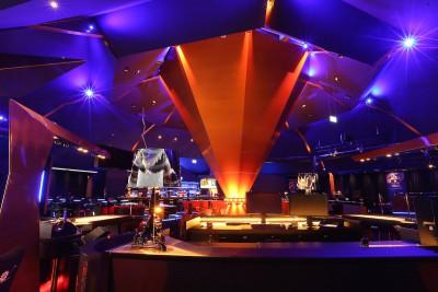 Im Bereich des Klassischen Spiels befindet sich auch der Lounge-Bereich mit Gastronomie, der bei den Gästen sehr gut ankommt.