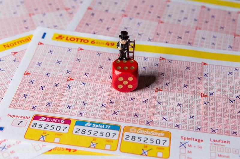 AuГџchГјttung Lotto
