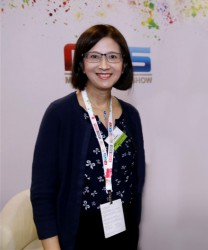 Fatima Nunes, Secretary General of MGEMA, owners of the Macao Gaming Show.
