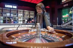 Sabine Löhr, neue Direktorin der Spielbank Bremen.