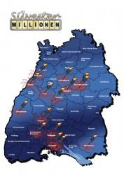15 Baden-Württemberger wurden dank der Lotterie Silvester-Millionen schon zu Millionären. Die Lose sind ab sofort wieder exklusiv im Südwesten erhältlich.