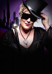 Wanda Kay begeistert beim vorweihnachtlichen Saturday Concert im Tivoli.