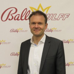 Neuer kaufmännischer Leiter bei Bally Wulff Christian Goy.
