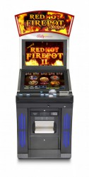 Single Jackpot Red Hot Firepot II