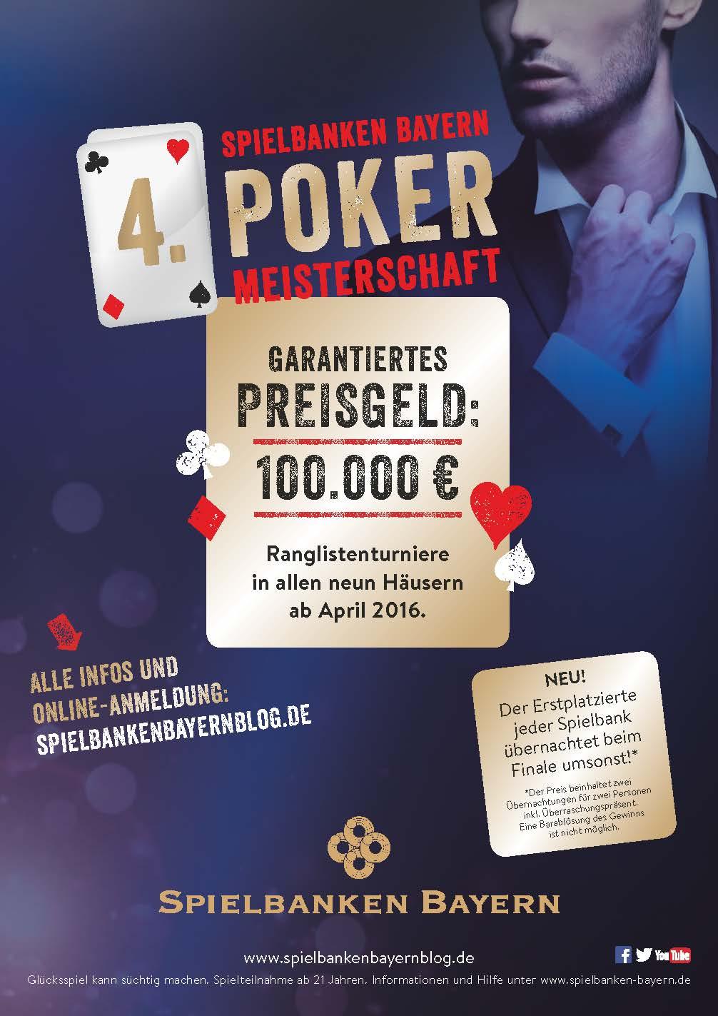 casino feuchtwangen poker turnier
