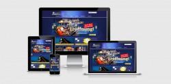 Die Website der Merkur Spielbanken Sachsen-Anhalt GmbH präsentiert sich ab sofort in einem neuen Design, das auf allen Endgeräten perfekt dargestellt wird. (Bildquelle: ami.responsivedesign.is/)