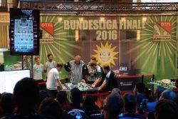 Finalbegegnung TFC Leipzig gegen die TFBS Koblenz in der Gauselmann Arena.