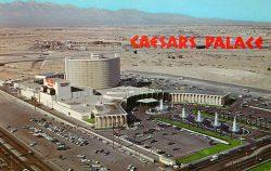 Caesars Palace im Jahr 1970.