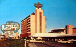Das Desert Inn Las Vegas 1968.