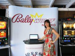 Olivia Weißgerber präsentiert BallyWulffNet.Pro