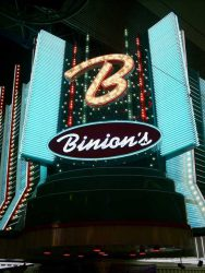 Binions Gambling Hall & Hotel. (Foto: TexasWebScout / CC BY-SA 2.5)