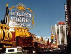 Das Golden Nugget im Jahr 1983. (Foto: Larry D. Moore / CC BY-SA 3.0)