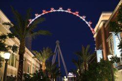 Das Riesenrad High Roller. (Foto: Nate Stiller / CC BY-SA 3.0)