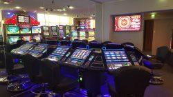 Multi-Touchbet-Rouletteanlage in der Spielbank Cottbus. (Foto: BSB)