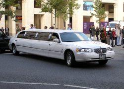 """Für """"Wale"""" ganz selbstverständlich: die Abholung am Flughafen durch den Limousinen-Service des Casinos. (Foto: Adrian Pingstone)"""