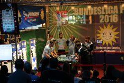 BU: Ab der neuen Saison ist die Gauselmann Gruppe mit dem Logo von XTiP Sportwetten bei der DTFL vertreten.