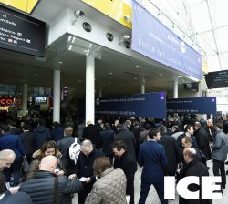 Visitors attending ICE 2016