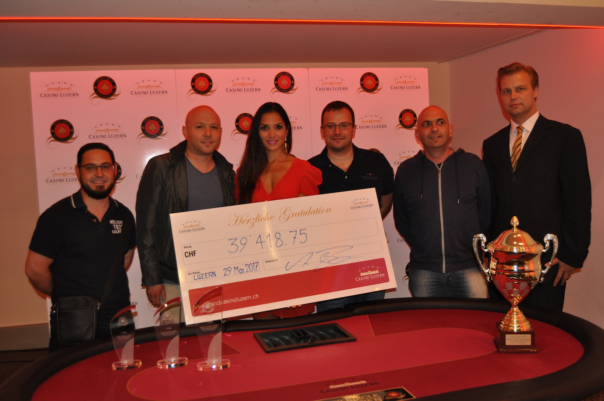 Poker circle swiss open 2018