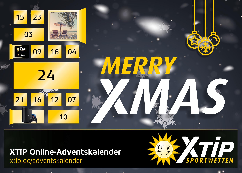 Merry Xmas Mit Xtip Täglich Hochwertige Preise Gewinnen
