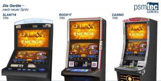 begrenzung des gleichzeitigem spielens an spielautomaten