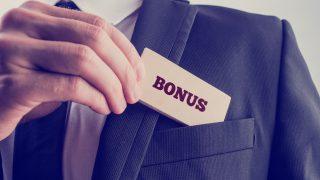 Der Bonus ist der Trumpf der Casinos