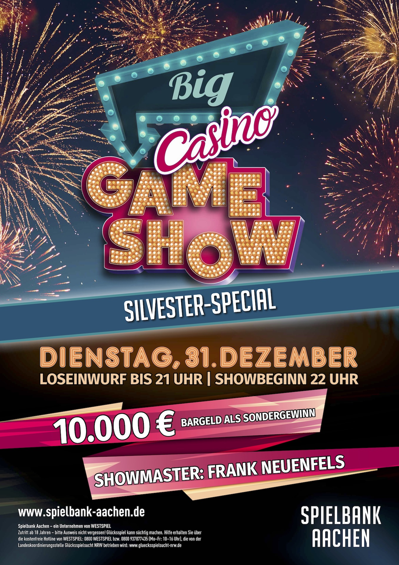 Casino Aachen Silvester