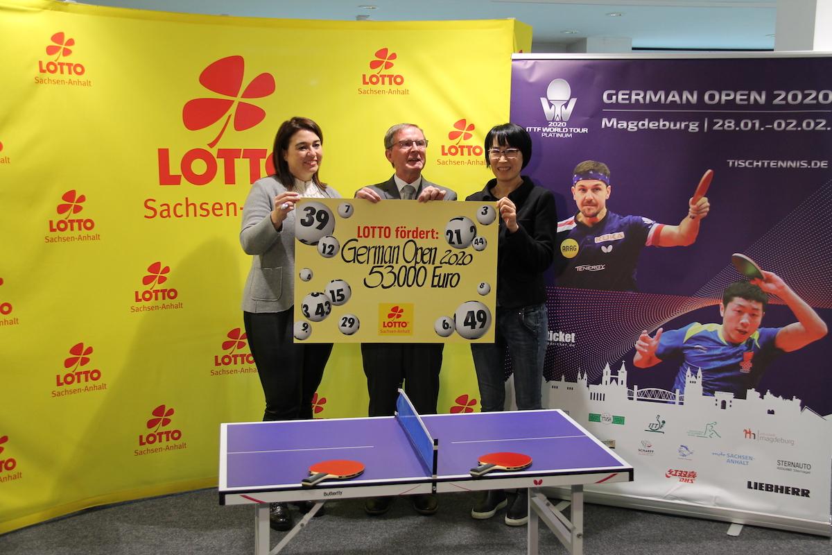 German Open 2021 Tischtennis