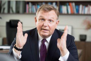 Georg Stecker, Vorstandssprecher DAW