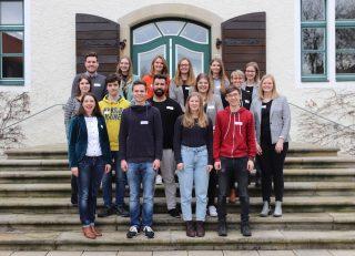 Teilnehmer des Selbst- und Zeitmanagement Workshop