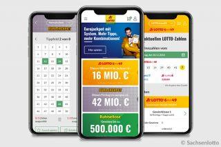 Sachsenlotto App