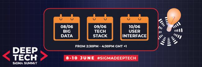 SiGMA Deep Tech Banner