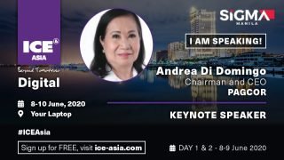 Andrea Domingo, Chairman and CEO of PAGCOR