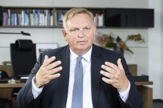 Die Zahl der Neuinfektionen steigt: DAW-Vorstandssprecher Georg Stecker appelliert an die gesamte Automatenbranche, die Hygienemaßnahmen auch weiterhin gewissenhaft umzusetzen. (Foto: DAW/Urban)