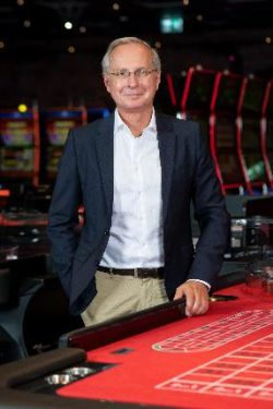 Christian Aumüller, Direktur des Casinos 96 di Balzers