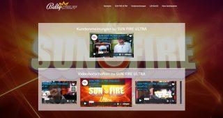 SUN FIRE ULTRA Erfahrungsberichte auf der Webseite