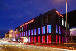 Das Casino in Schaanwald wurde im Oktober 2017 eröffnet.