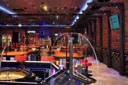 Casino 96: der Spielbereich.