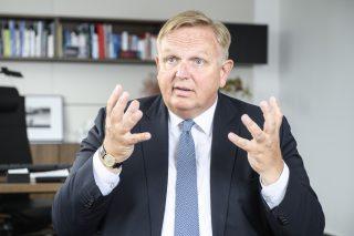 DAW-Vorstandssprecher Georg Stecker (Foto: DAW/AWI/Urban)