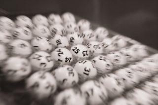 49 Lotto-Kugeln: die Stars jeder Lotto-Ziehung.
